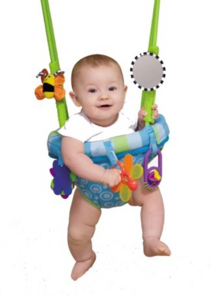 Прыгунки для детей: с какого возраста можно, польза и вред, отзывы, совета доктора комаровского