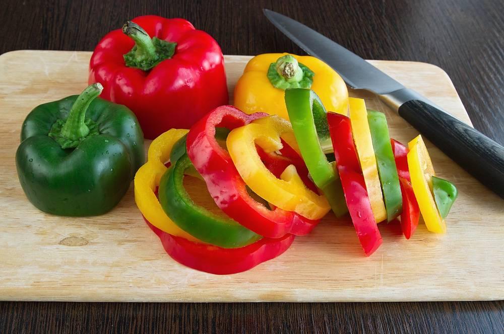 Можно ли употреблять кормящей маме желтый болгарский перец