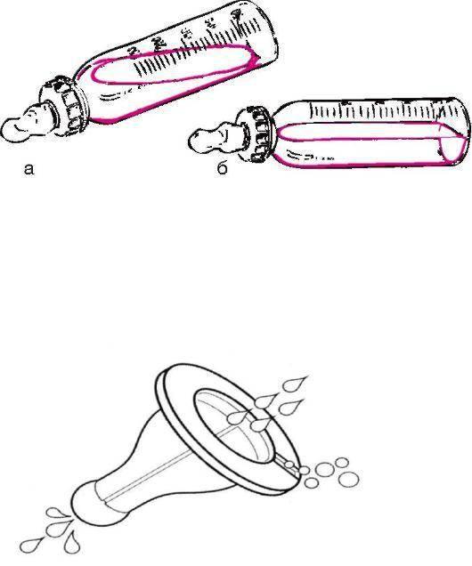 Как правильно кормить новорожденного смесью из бутылочки