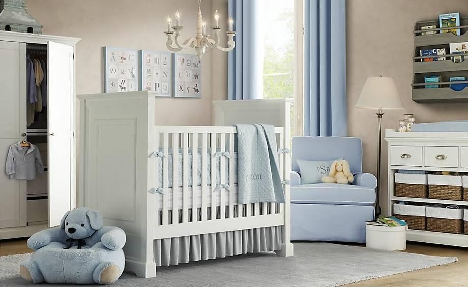 Правильная комната для новорожденного — 30 советов и 100+ фото от дизайнеров