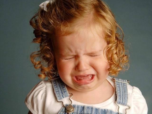 Истерики у детей. 10 способов предупредить истерику