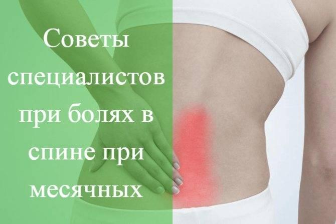 Болят почки при месячных или перед ними: причины, тактика лечения