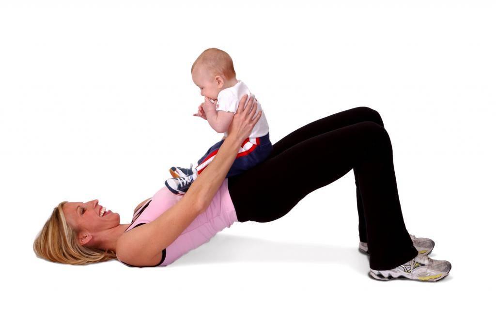 Советы по спортивным занятиям после родов, какой вид спорта выбрать, упражнения для кормящих мам