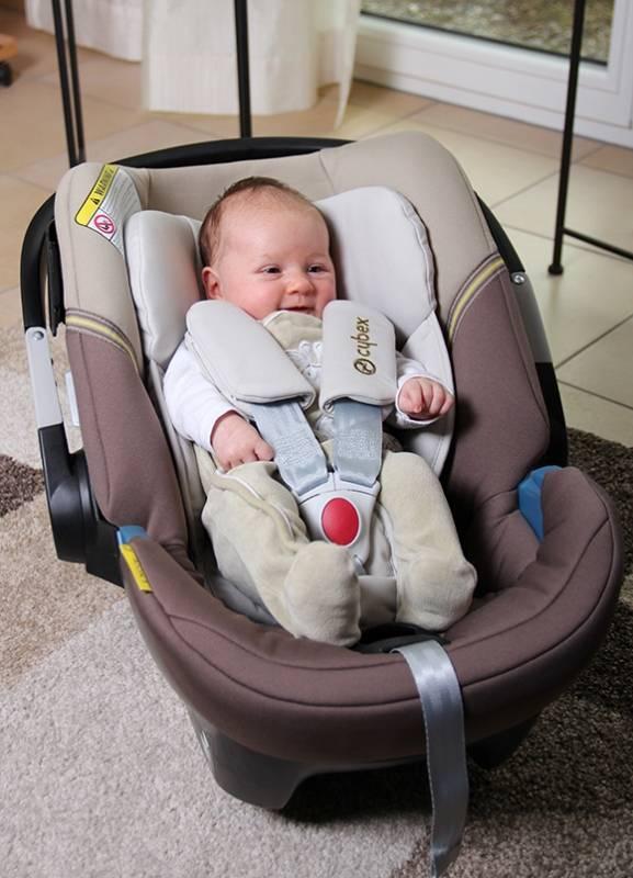 Автолюлька для новорожденных – как выбрать и где купить