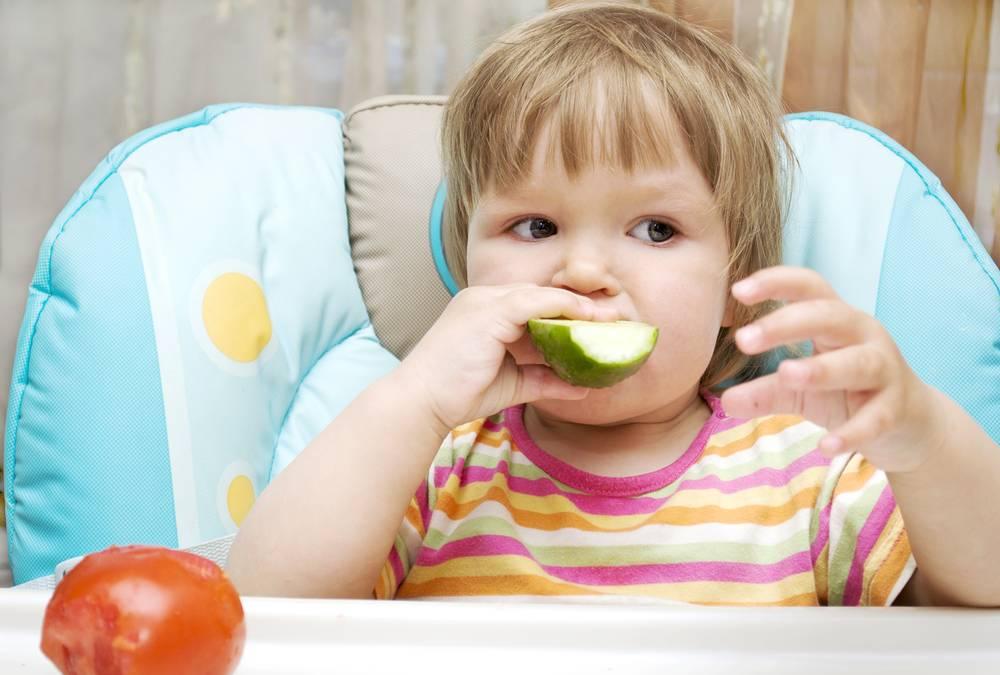 С какого возраста можно давать ребенку огурец и какие есть ограничения?