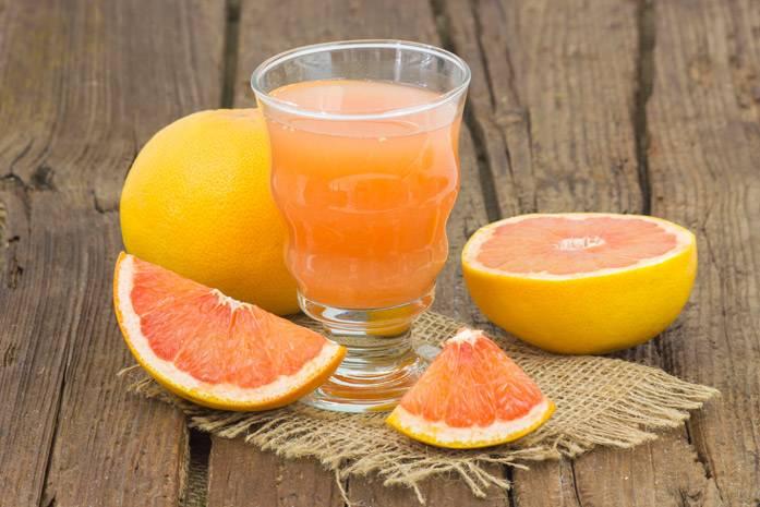 Грейпфрутовый сок. польза и вред для организма
