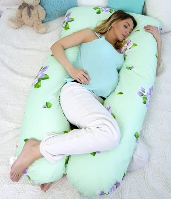 Какой наполнитель в подушку для беременных самый безопасный: требования