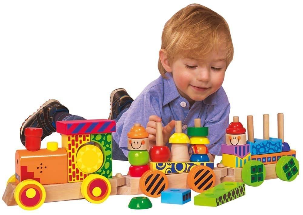 Лучшие развивающие игрушки для детей на 2021 год
