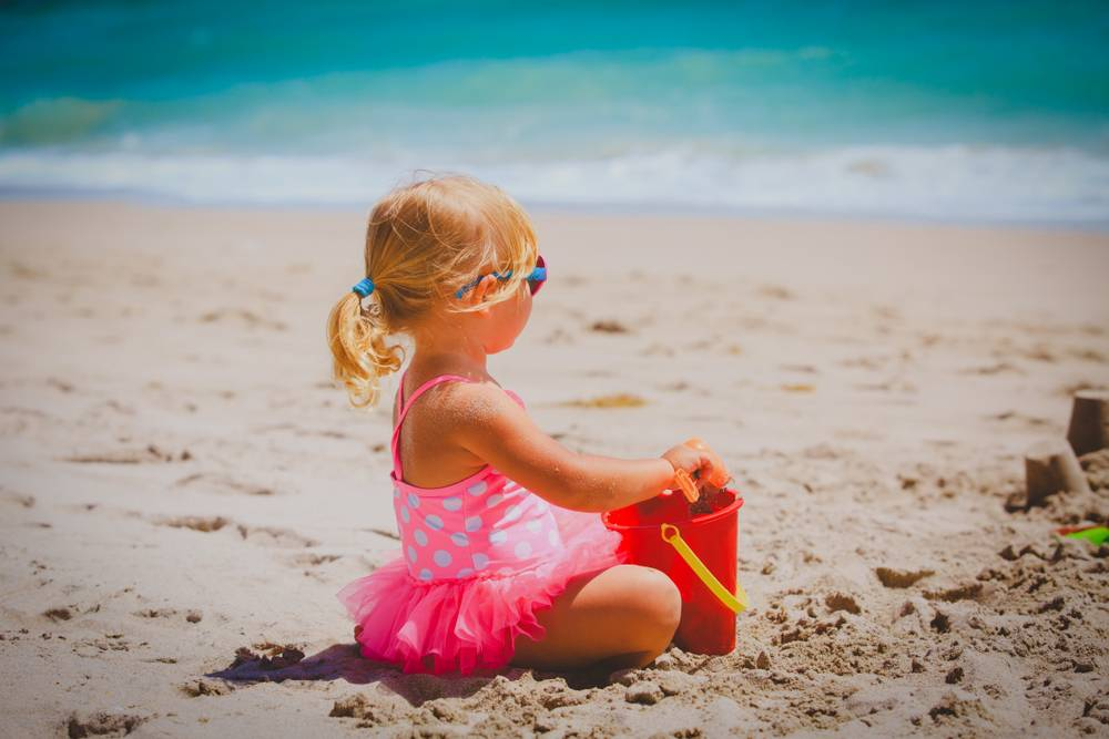 Список вещей на море - что из вещей важно не забыть взять с собой в отпуск на море и список вещей на море с ребенком