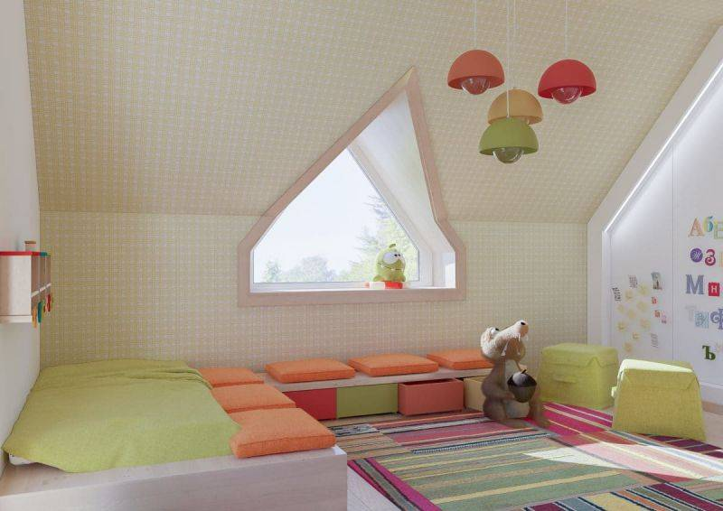 20 идей дизайна спальни для мальчика
