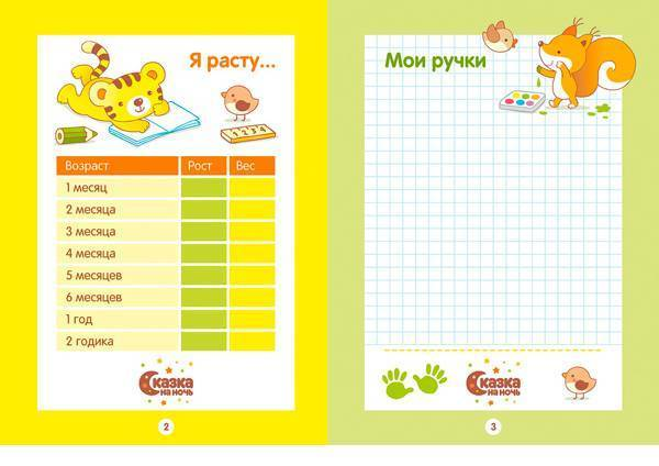 Дневник развития ребенка — зачем он нужен и как его заполнять. скачать бланк дневника развития ребенка.