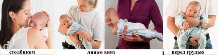 Держать или не держать столбиком вашего малыша после кормления? ᑞ от наталья разахацкая ᑞ общие вопросы гв
