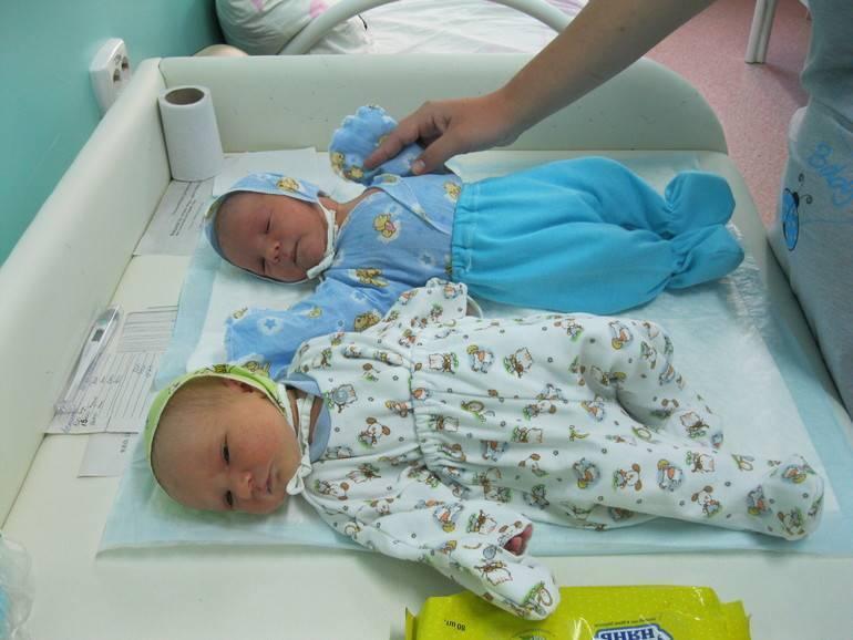 На каком сроке обычно рождается двойня, во сколько недель двойняшки считаются доношенными?