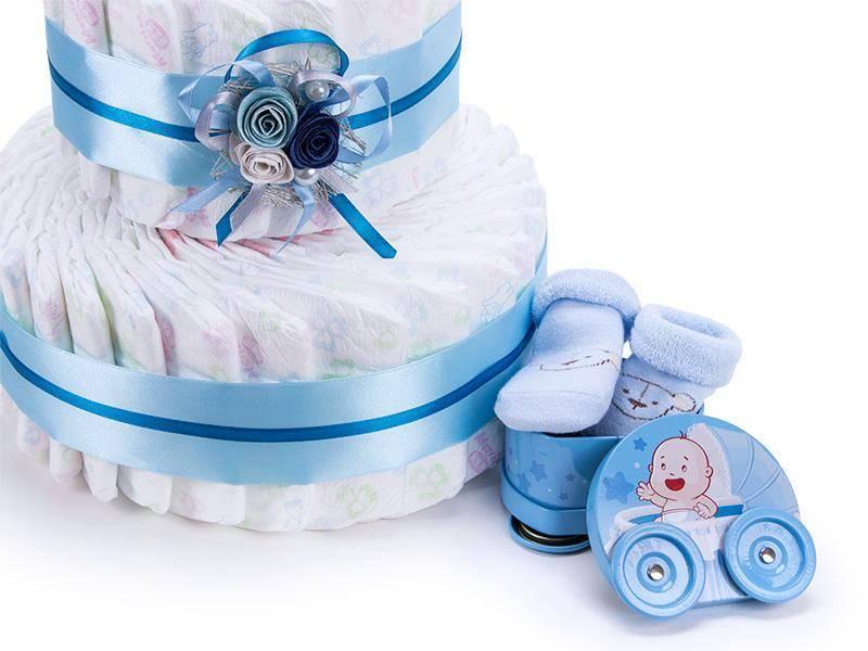 Мастер-класс упаковка подарка день рождения моделирование конструирование мк торт из памперсов