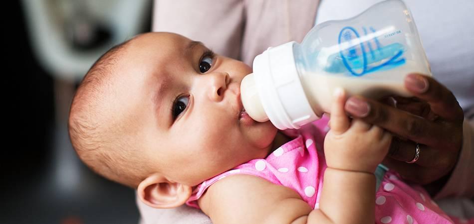 Что делать, если ребенок отказывается от бутылочки? | yamama