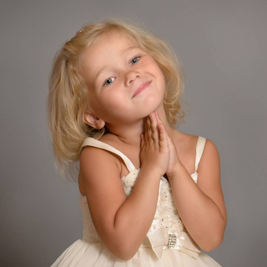 Ребенок и трудное слово «прости»   православие и мир
