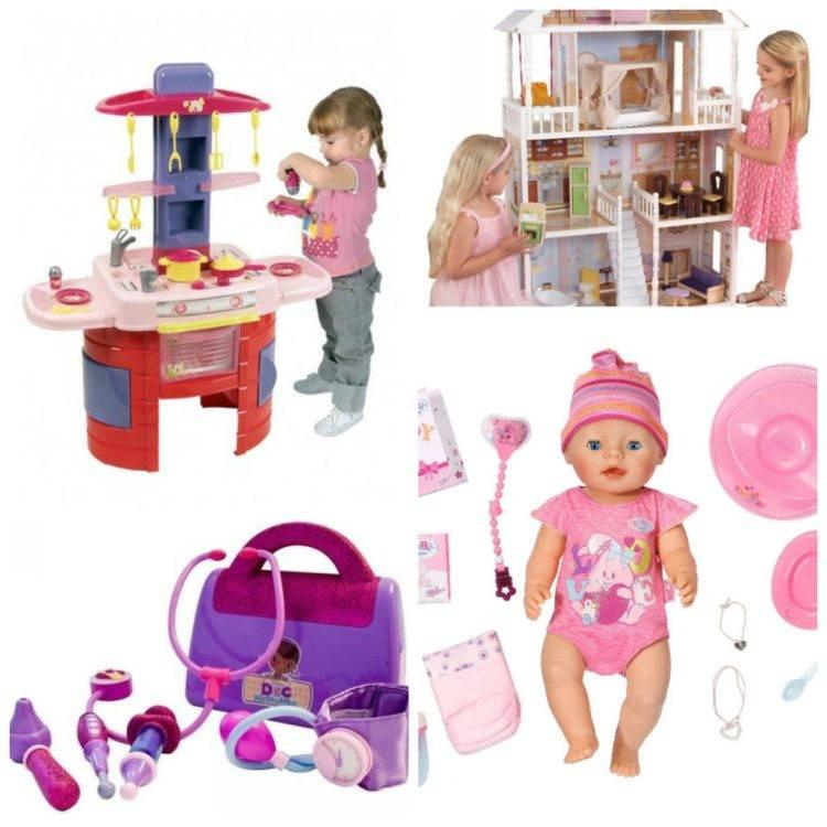 Что подарить девочке 6-7 лет? выбор книги и другого полезного подарка дочке или крестнице на день рождения. лучшие идеи