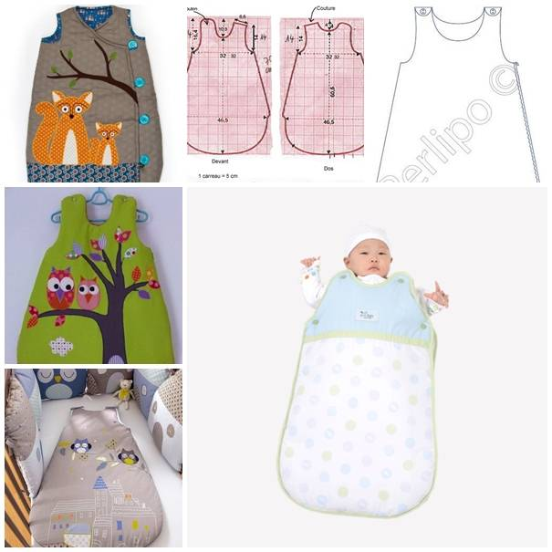 Зачем малышу нужен мешок для сна. спальный мешок для комфортного сна детей раннего возраста