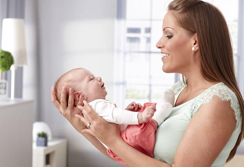 Уход за грудничком - как ухаживать за грудным ребенком