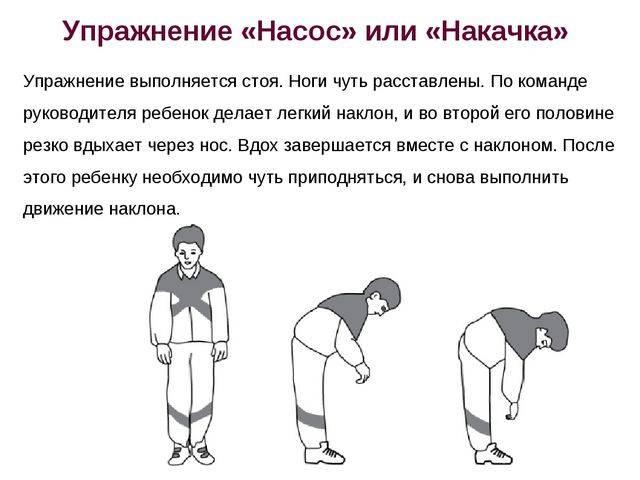 Дыхательная гимнастика стрельниковой: для детей дошкольного возраста
