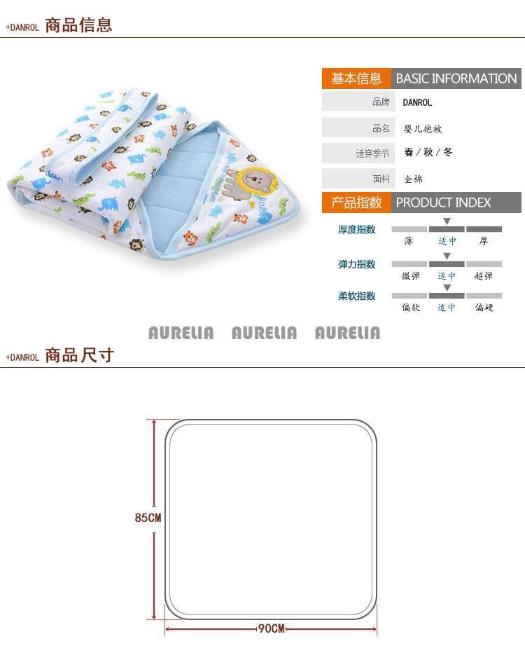 Размер детского одеяла: стандартный, таблица по возрасту ребенка