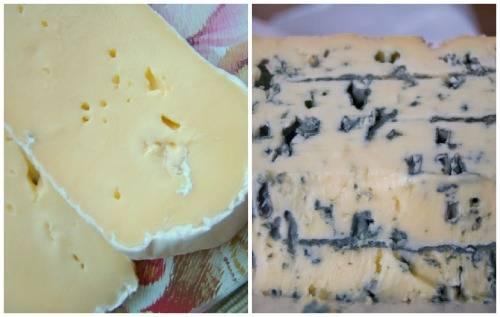 Сыр с плесенью при беременности и грудном вскармливании: можно или нет