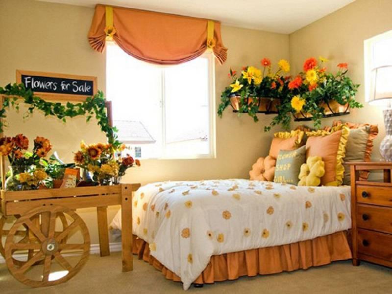 Какие цветы и растения подойдут для детской комнаты?