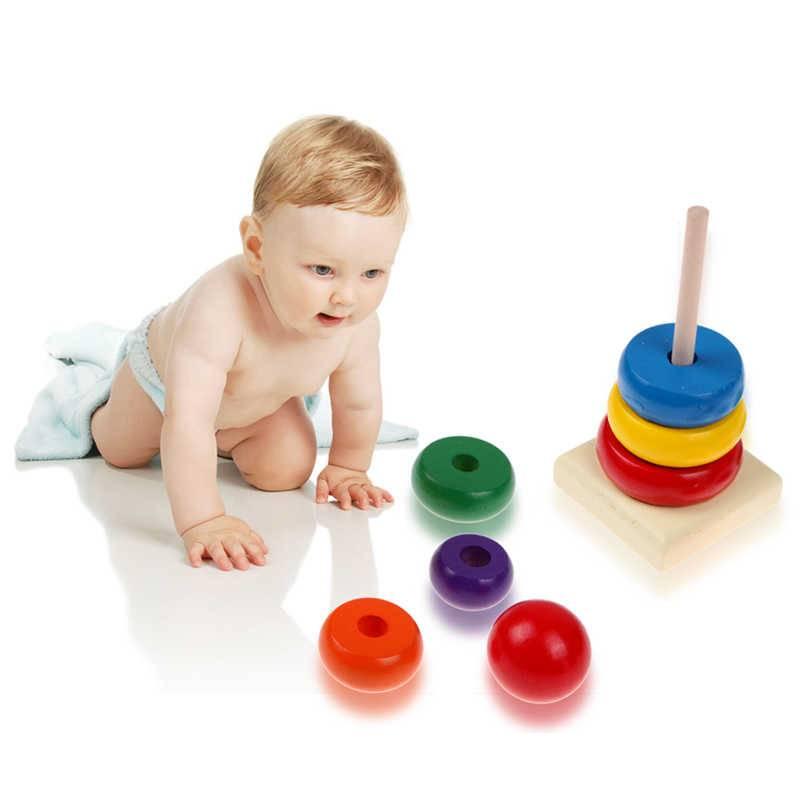 Как научить ребенка собирать пирамидку из колец: советы родителям
