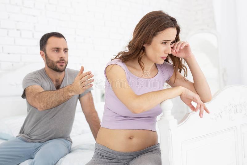 Измены во время беременности - полная инструкция