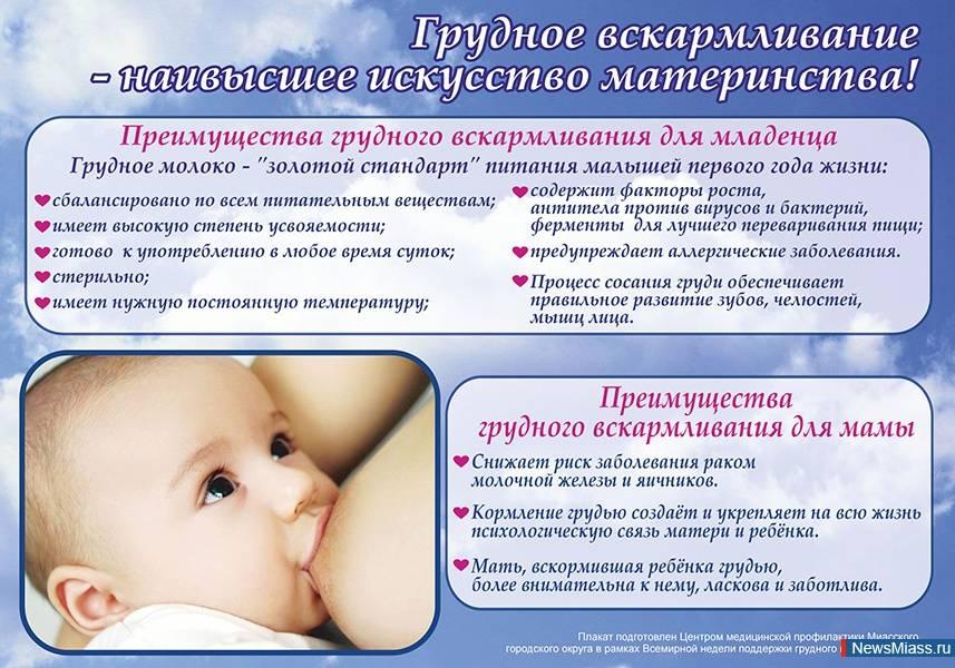Как правильно организовать смешанное вскармливание новорожденного ребенка