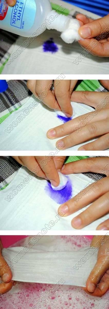 Чем отмыть фломастер с кожи ребенка в домашних условиях: лица, рук, фото