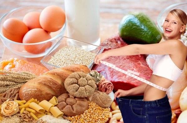 Лучшие продукты и коктейли для белковой диеты при эко