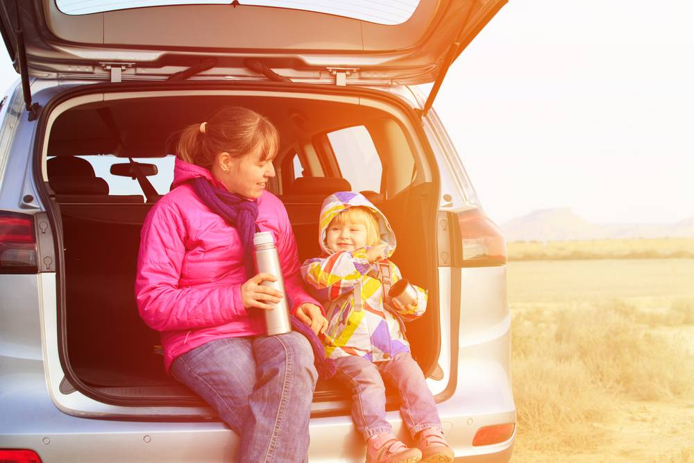 Как правильно организовать поездку с ребенком в авто: что нужно взять и развлечения ❗️☘️ ( ͡ʘ ͜ʖ ͡ʘ)