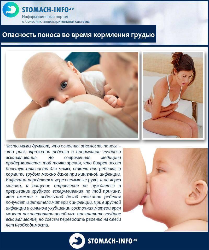 Можно ли забеременеть при кормлении грудью