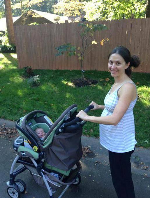 Когда можно начинать гулять с новорожденным ребенком после роддома?