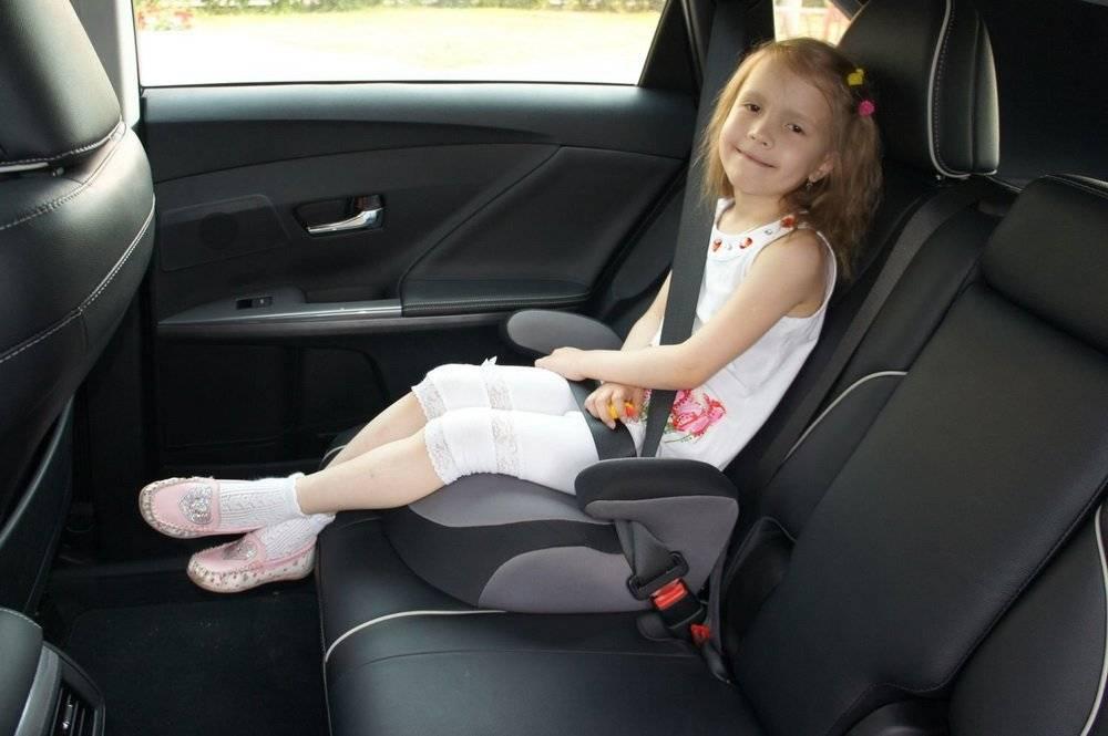 Какой штраф за детское кресло? новые правила перевозки детей