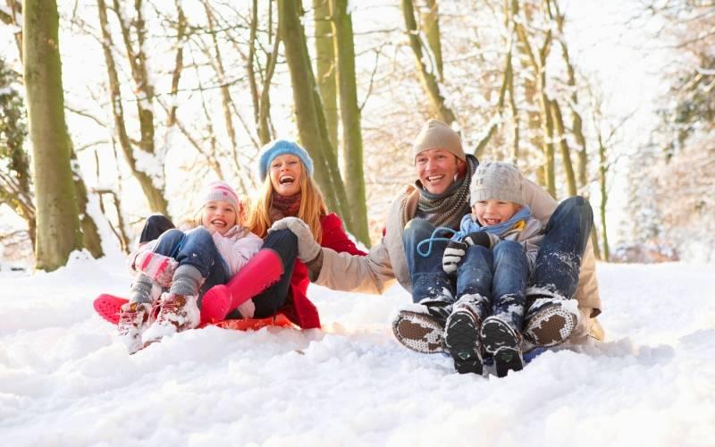 Чем заняться с ребёнком зимой дома: личный опыт
