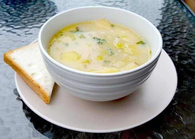 Молочная лапша: пошаговый рецепт на фото, как сварить жидкий суп