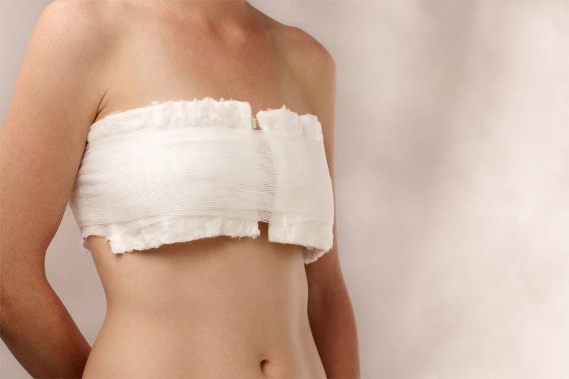 Как правильно перетянуть грудные железы, чтобы ушло молоко