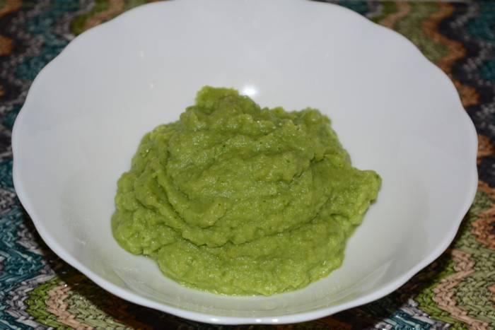 Пюре из брокколи: рецепты и как приготовить для грудничка