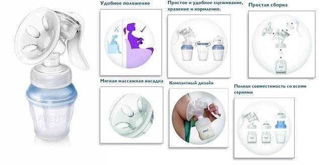 Как пользоваться молокоотсосом? как правильно сцеживать грудное молоко, как работает вакуумная модель
