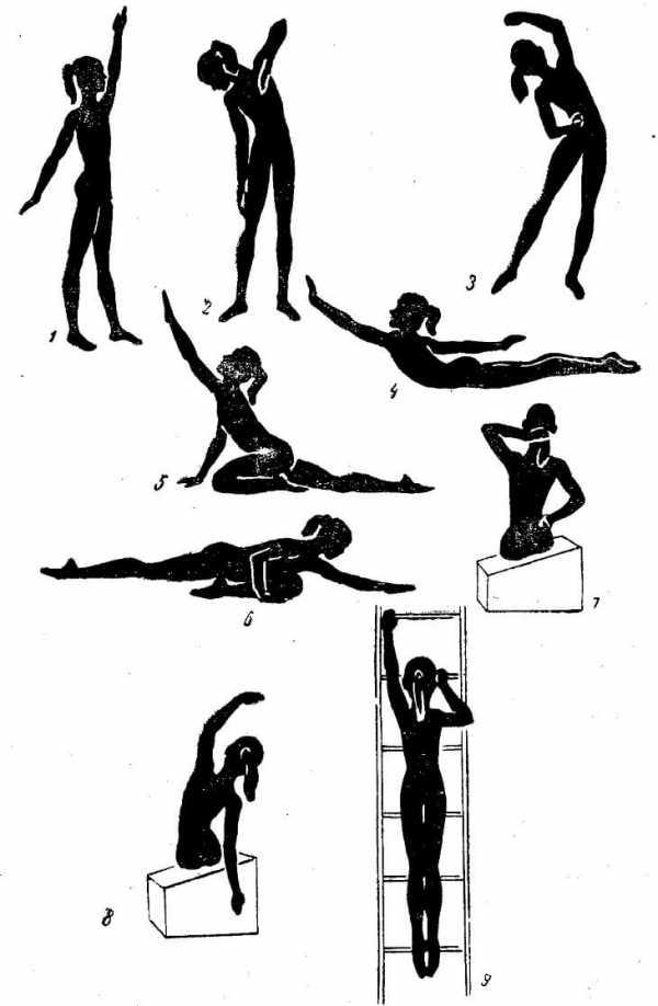 Упражнения при сколиозе   сеть клиник «здравствуй!»