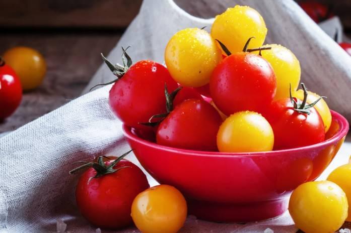Помидоры при грудном вскармливании - можно есть помидоры кормящей маме