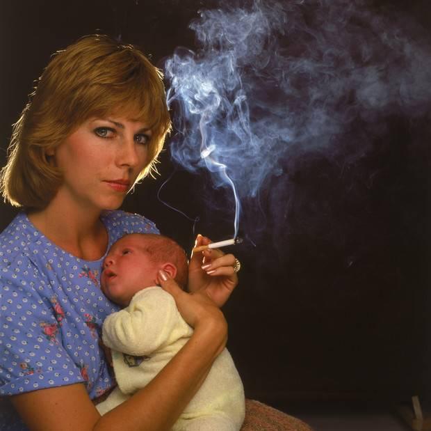 Доктор комаровский о курении при грудном вскармливании