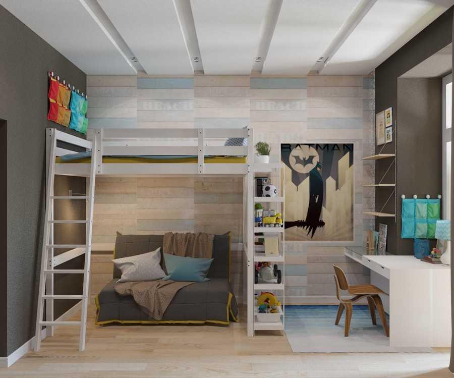 Детская комната для мальчика-подростка: 83 фото и подход к дизайну