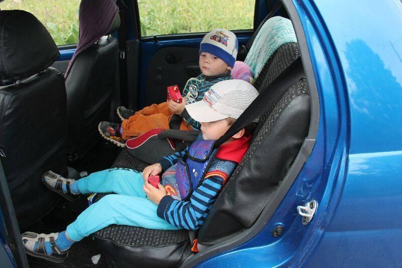Как перевезти новорожденного малыша из роддома в автомобиле