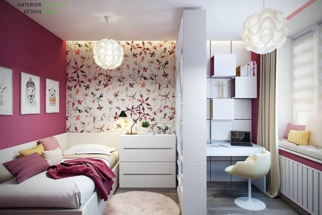 Дизайн комнаты для подростка - 85 фото интерьеров, идеи ремонта подростковой комнаты