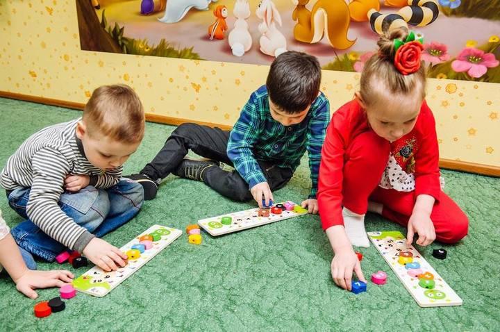 Методика проведения развивающих занятий в первой и второй младших группах