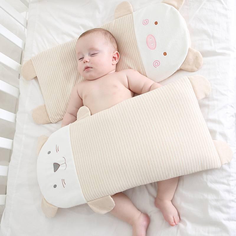 Подушка позиционер для сна новорождённого