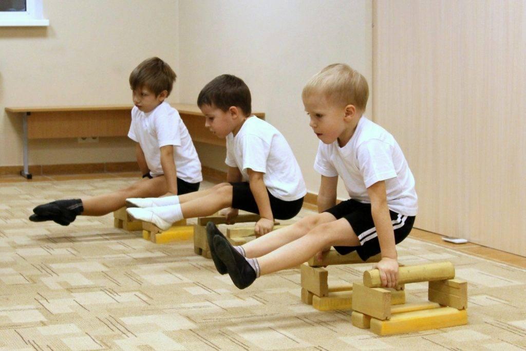 Секции для детей с 4 лет: в какую отдать мальчика и девочку